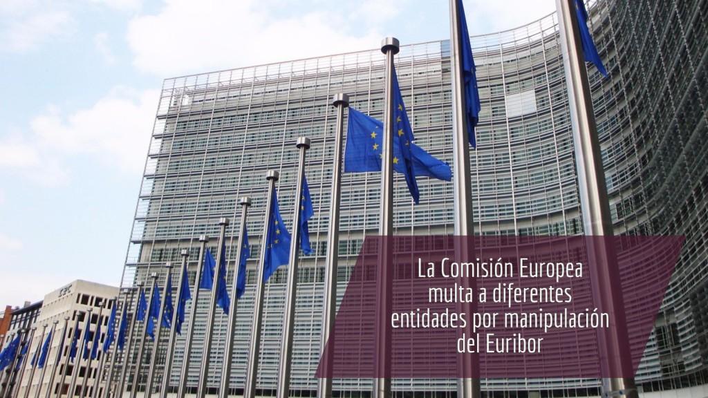 manipulación del Euribor