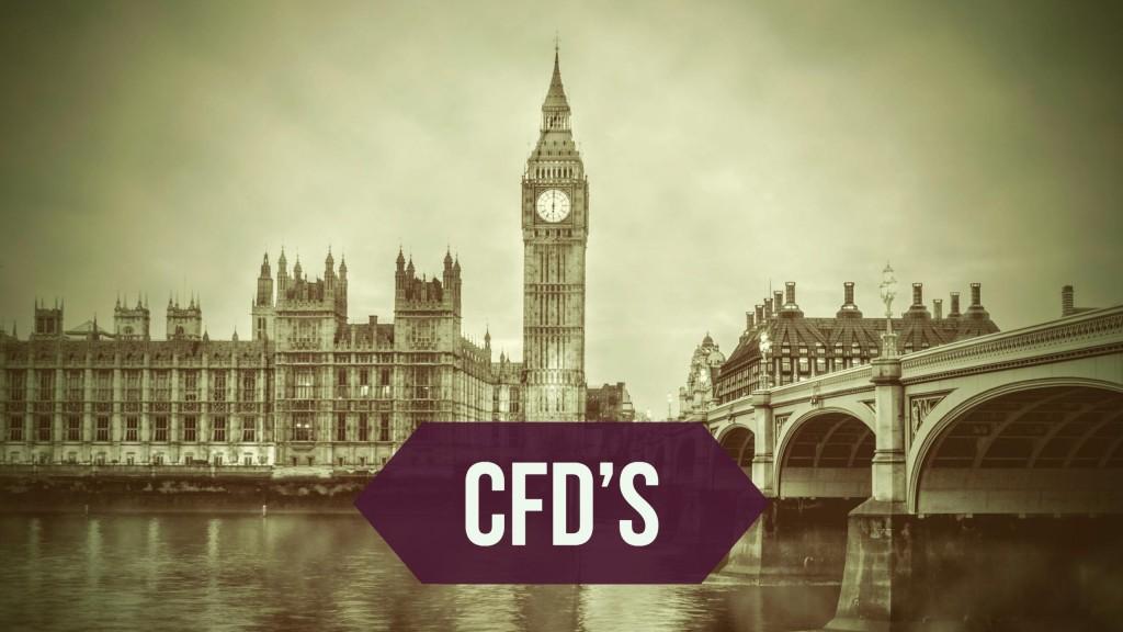CFDs Reino Unido