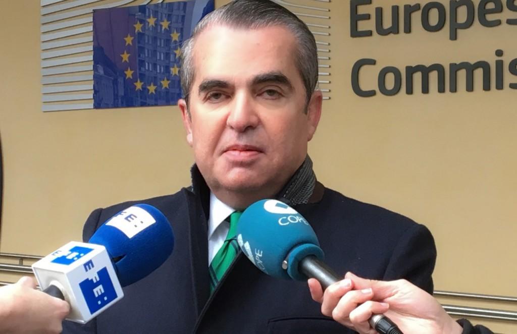 juan ignacio navas en la comisión europea tras la sentencia sobre cláusula suelo