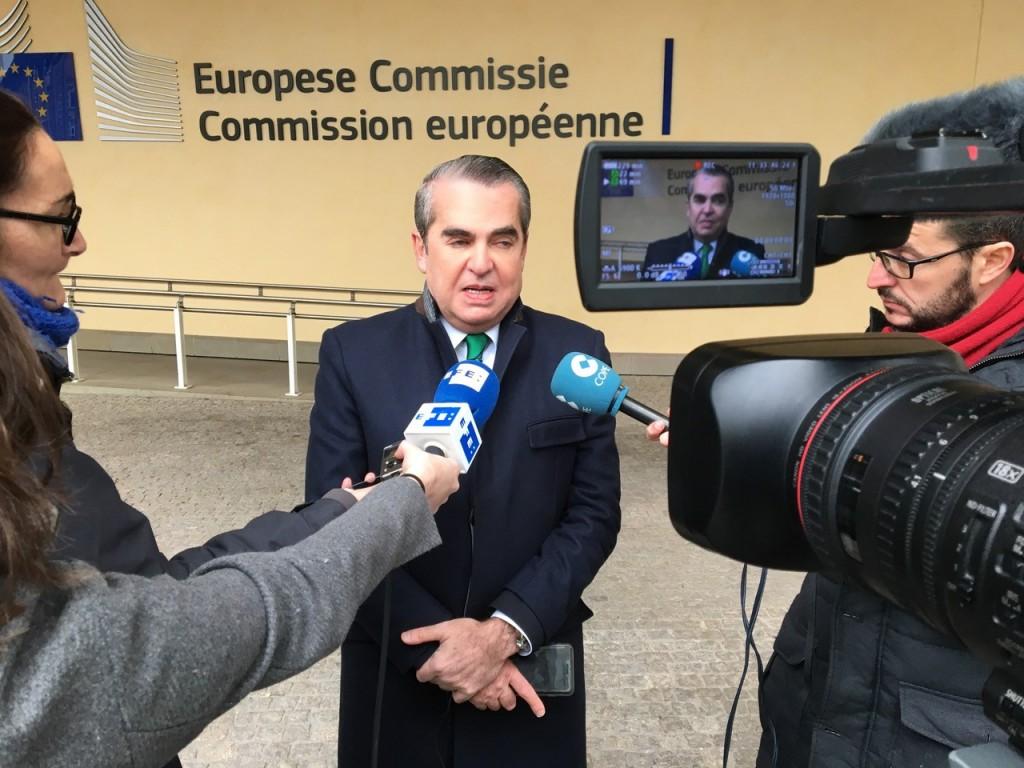 Juan Ignacio Navas en la sentencia del TJUE de clausula suelo dando su valoracion a los medios