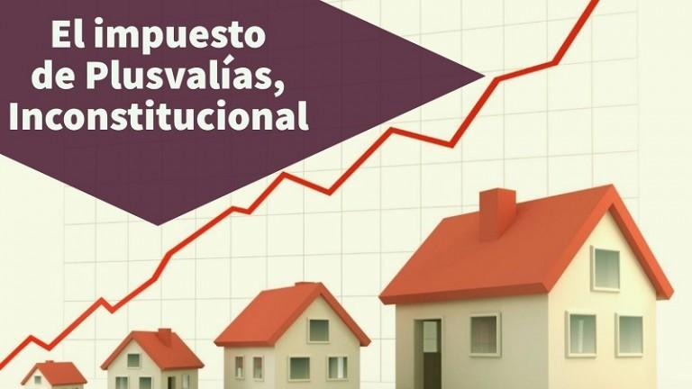 el-impuesto-de-plusvalias-inconstitucional