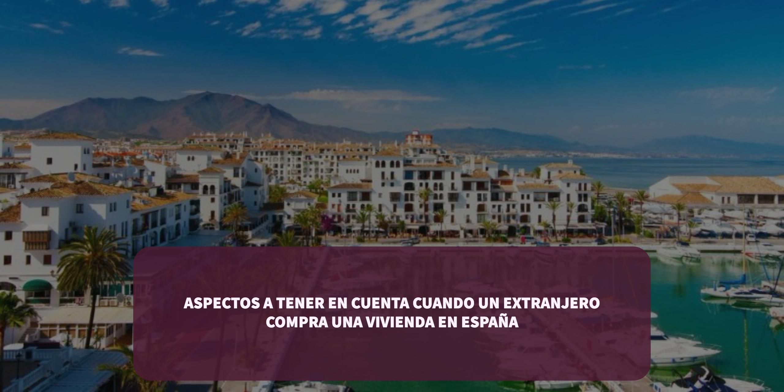 Aspectos a tener en cuenta por un extranjero al comprar for Compra de casas en madrid