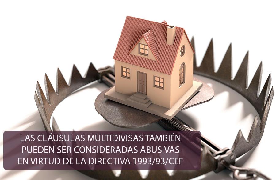 Las cláusulas multidivisas pueden ser consideradas abusivas en virtud de la Directiva 1993/93/CEE