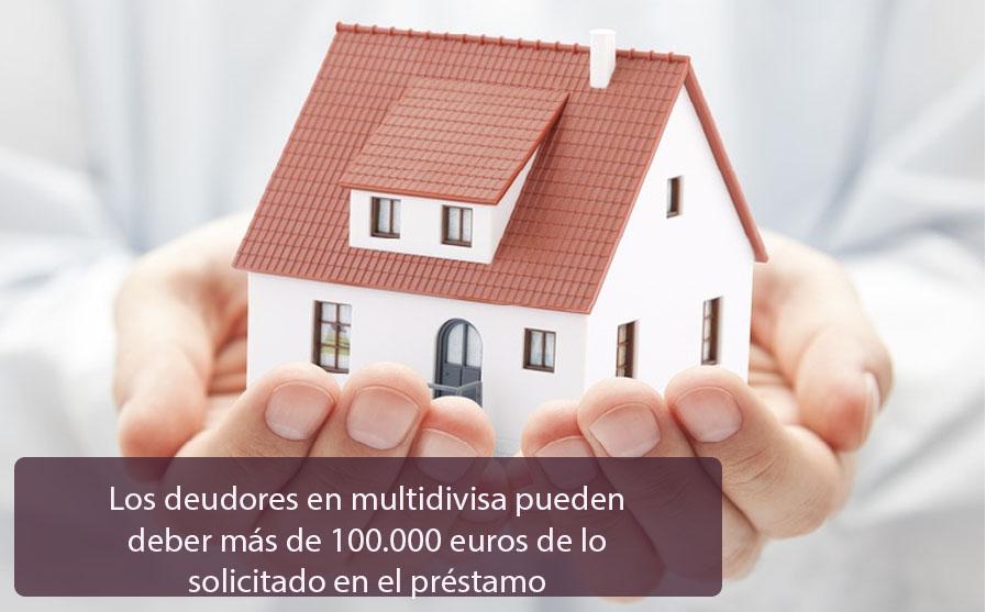reclamación hipoteca multidivisa