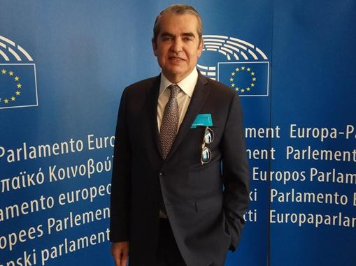 Juan-Ignacio-Navas-en-el-Parlamento-Europeo-Navas-&-Cusí-Abogados-Despacho-Bruselas