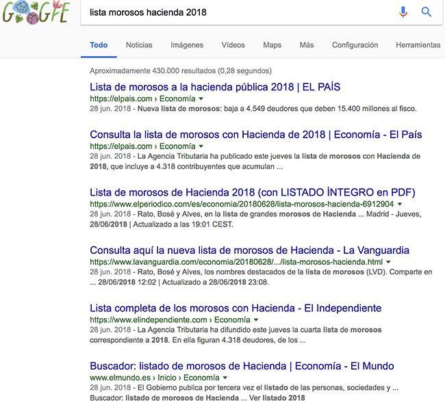 Indexación-de-la-lista de-morosos-de-Hacienda-2018-Navas-&-Cusí-Abogados-Especialistas-en-Derecho-al-Olvido