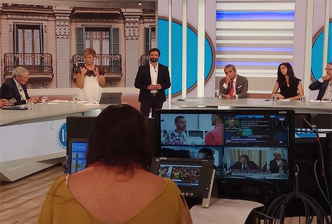 Juan-Ignacio-Navas-especialista-en-Derecho-Bancario-en-La-mañana-de-la-1-TVE-fondos-buitre-Leganés