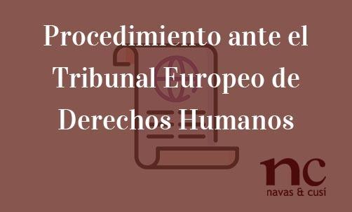 Procedimiento-ante-el-Tribunal-Europeo-de-Derechos-Humanos-Navas-&-Cusí-Abogados-especialistas-en-Derecho-Comunitario-y-de-la-Unión-Europea