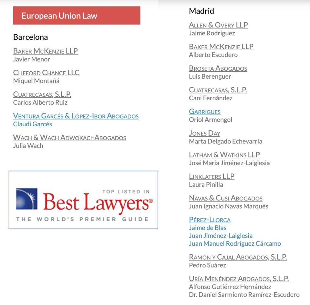 Lista-Best-Lawyers-European-Union-Law-Juan-Ignacio-Navas