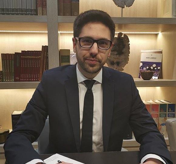 Joan Marc Torres Carles abogado NavasiCusi