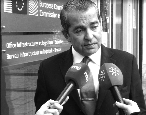 Juan Ignacio Navas ante Comisión Europea